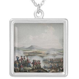 Battle Talavera, engraved by Thomas Sutherland Custom Necklace