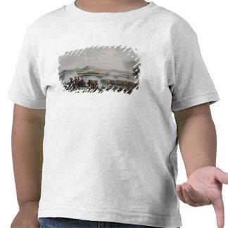 Battle Talavera, engraved by Thomas Sutherland T-shirt
