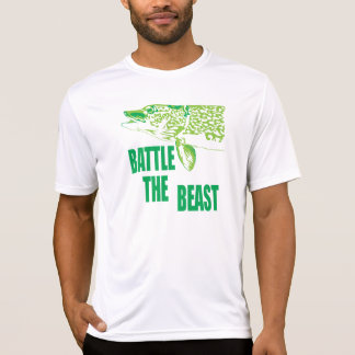 Battle the beast. T-Shirt