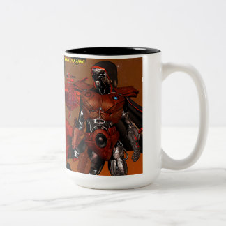 Battlecruiser Mug featurering Commander Saatori