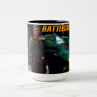 Battlecruiser Mug featurering Nekra and Coltan