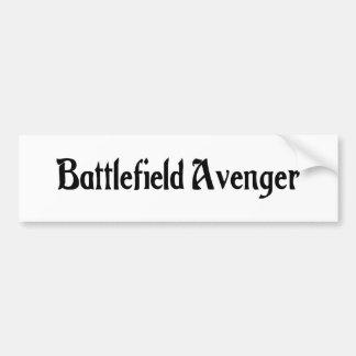 Battlefield Avenger Sticker Bumper Stickers