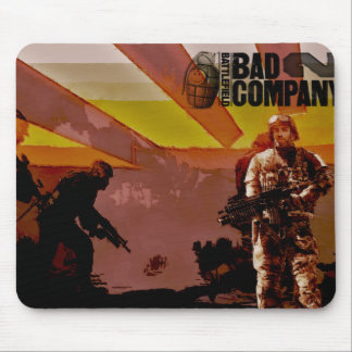 Battlefield Bad Company 2 Mouse Pad
