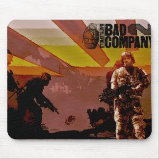 Battlefield Bad Company 2 Mousepad