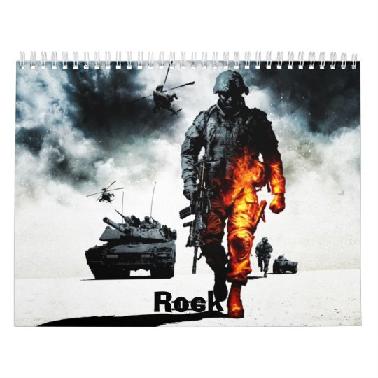 Battlefield_Bad_Company_2, Rock Calendar