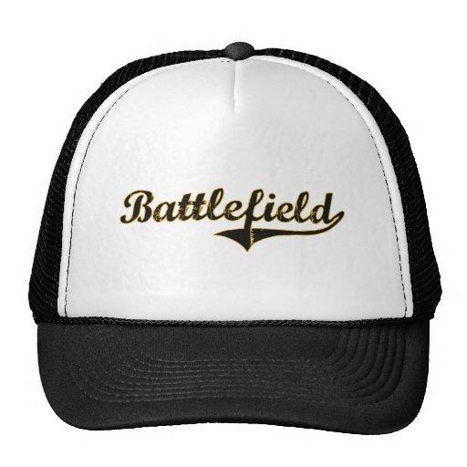 Battlefield Missouri Classic Design Trucker Hats