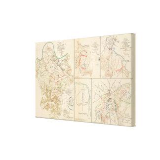 Battlefield, Nashville, Tenn Canvas Print