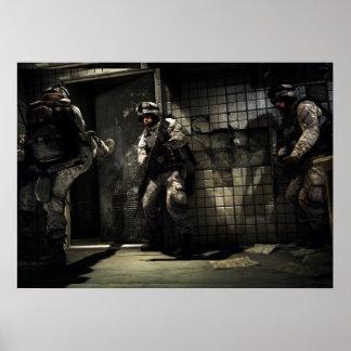 Battlefield poster    71.1cm x 50.8cm