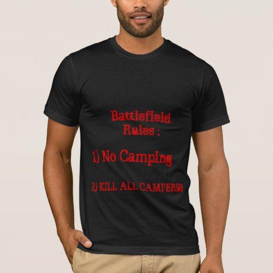 Battlefield Rules T-Shirt