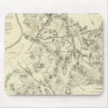 Battlefields in Front of Nashville Mouse Pad