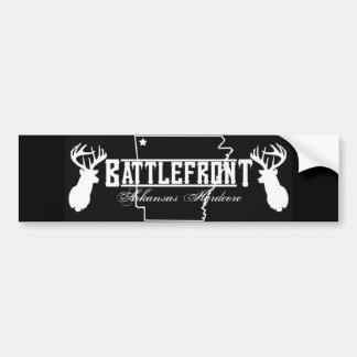 BattleFRONT likes deer Bumper Sticker