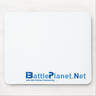 BattlePlanet Mouse Mat Mouse Pad