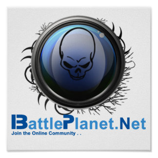 BattlePlanet Poster