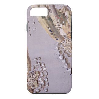 Battles for the Islands of Crete and Samos, plate iPhone 8/7 Case