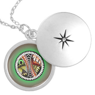 Battles Silver Plated Necklace