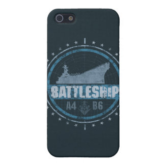 Battleship A4 B6 Cover For iPhone SE/5/5s