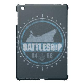 Battleship A4 B6 iPad Mini Cover