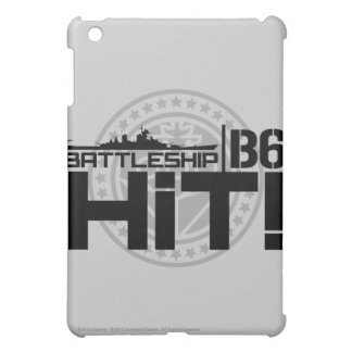 Battleship B6 Hit 2 Cover For The iPad Mini