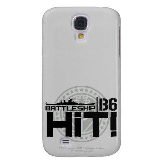 Battleship B6 Hit 2 Samsung S4 Case