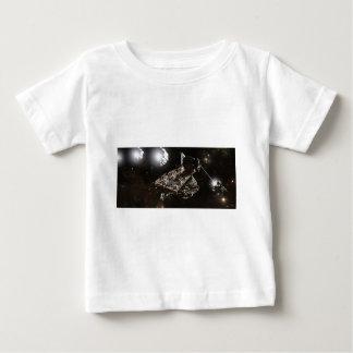 Battleship Chase Baby T-Shirt