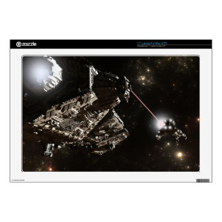 Battleship Chase Skin For Laptop