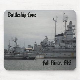 Battleship Cove Mousepad
