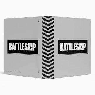 Battleship Dark Binders