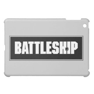 Battleship Dark iPad Mini Cover