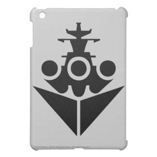 Battleship Icon iPad Mini Covers