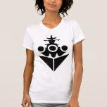Battleship Icon Tee Shirt
