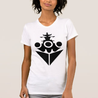 Battleship Icon T-shirt