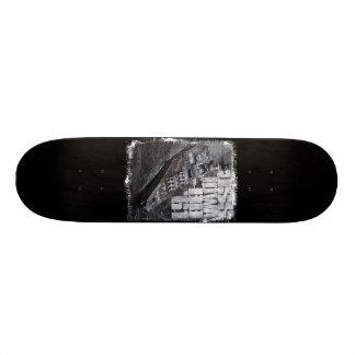 """Battleship Iowa 8 1/8"""" Skateboard"""