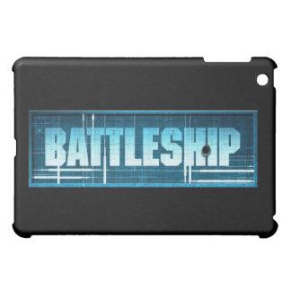 Battleship Logo Case For The iPad Mini