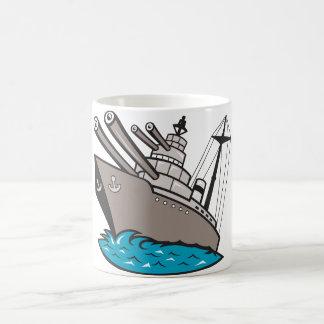 Battleship Mug