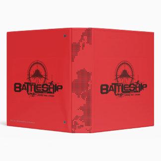 Battleship Naval 10 Binders