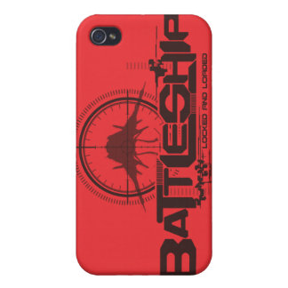 Battleship Naval 10 iPhone 4 Cases