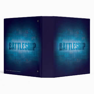Battleship Naval 2 Binder