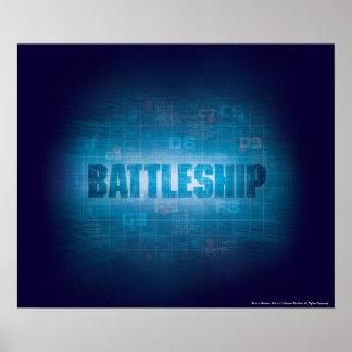 Battleship Naval 2 Poster