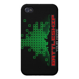 Battleship Naval 4 iPhone 4 Cases