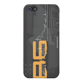 Battleship Naval 5 Case For iPhone SE/5/5s