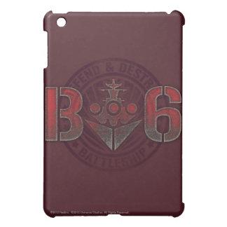 Battleship Naval 8 Cover For The iPad Mini