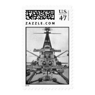 Battleship Postage