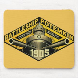 Battleship Potemkin Mouse Pad
