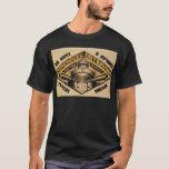'Battleship Potemkin' movie ad print T-Shirt