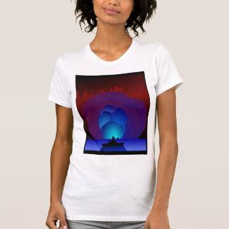 battleship-sunset t-shirt