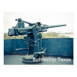 Battleship Texas San Jacinto State Park PostCard