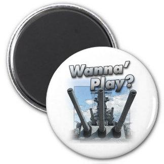 Battleship - Wanna Play? Magnets