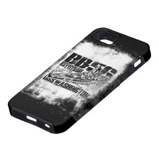 Battleship Washington iPhone SE/5/5s Case