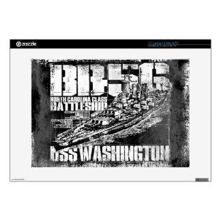 Battleship Washington Skins For Laptops