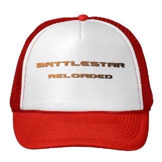 Battlestar Reloaded hats